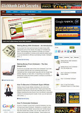 CLICKBANK CASH SECRETS UK WEBSITE WITH AFFILIATES + NEW DOMAIN FULLY INSTALLED