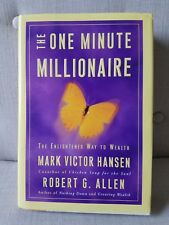 The One Minute Millionaire book