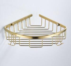 Bathroom Bath Caddies Storage Shelf Basket Organizer Wall Hanger Holder SUS 304