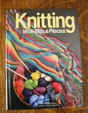 Knitting with Bits and Pieces edited by Jeanne Stauffer