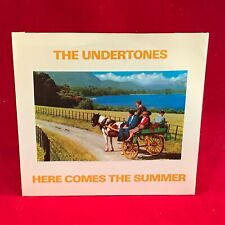 """THE UNDERTONES Here Comes The Summer 1979 UK 7"""" vinyl single EXCELLENT CONDITION"""