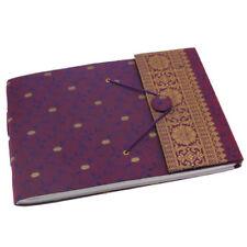 Cajas y álbumes de fotos de color principal morado