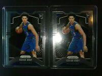 Isaiah Roby Lot of (2) 2019-20 Panini Prizm RC Rookie Card
