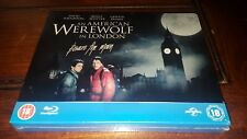 An American Werewolf in London 2012 Uk Region Free Blu-ray Steelbook New Sealed