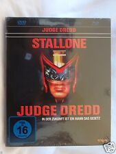 Judge Dredd [1995] (Blu-ray Digibook)~~~Sylvester Stallone~~~NEW & SEALED