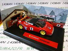 voiture altaya IXO 1/43 diorama BD MICHEL VAILLANT : LEADER SHOAGUAN n°23