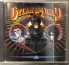 DYLAN & AND THE DEAD CD ORIGINAL 1989 GRATEFUL DEAD PRODUCTIONS, CBS RECORDS