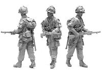 █ 1/35 Resin US 101 Airborne Unit Soldier Unpainted Unassembled YF121