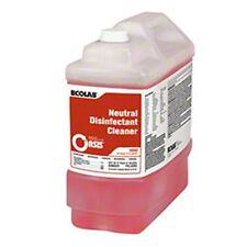 Dangerous.  Pathogens.  ECO 6101205 Ecolab Neutral Disinfectant Cleaner (2.5gl)