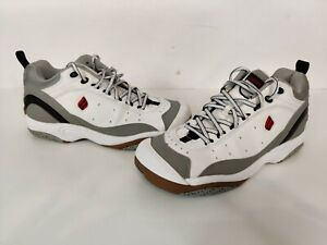 Ektelon Racquetball Shoes NFS Men's Size 8.5 White