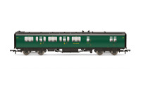 Hornby R4884A OO Gauge SR Bulleid 59' Corr Brake 3rd Coach 2846