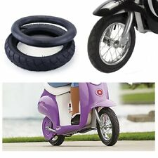 "12-1/2""x 2-1/4"" (57-203/62-203) Tire & Inner Tube Set For Electric Razor Scooter"