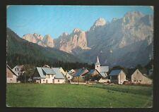AD7356 Udine - Provincia - Valbruna - Panorama