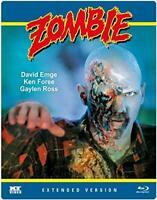 Zombie - Dawn of the Dead - Extended Cut - UNCUT Futurepak Blu-ray Neu/OVP