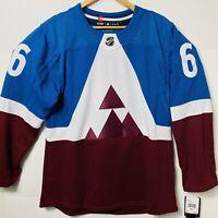 Adidas Colorado Avalanche Erik Johnson Authentic Hockey Jersey Men Size:50 NHL