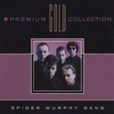 """SPIDER Murphy Gang """"PREMIUM GOLD COLLECTION"""" CD NUOVO"""