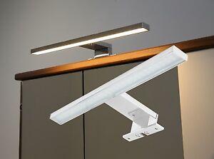 LED Möbel Aufbauleuchte Spiegelleuchte Badleuchte Badlampe Schranklampe #2030-31