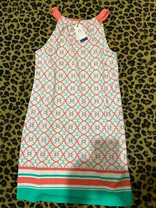 Cabana Life Dress LARGE NWT $92 STICKER SUMMER ! upf 50+