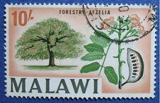 1966 MALAWI 10S SCOTT# 50 S.G.# 261 USED                                 CS08980
