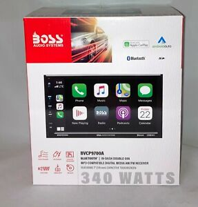 BOSS Audio Systems BVCP9700A Apple CarPlay Android Auto Car Multimedia Player