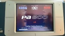 Korg Pa800 256Mb Mp3 60gb Hard drive Excellent