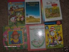 set of 6 children's books