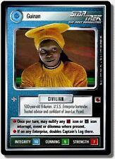 Star Trek CCG Fajo Collection Guinan