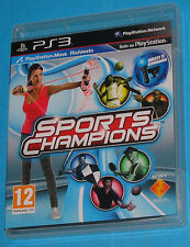 Sports Champions - Sony Playstation 3 PS3 - PAL