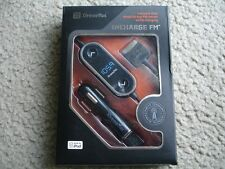 Brand New XtremeMac InCharge FM Wireless Transmitter for iPod IPD-IFM-10