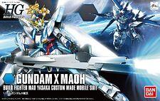 Gundam HG 1/144 Build Fighters 003 Gundam X Maoh Mao Yasaka Custom Mobile Suit