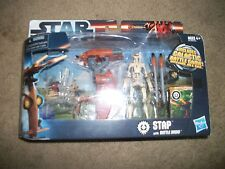 Star Wars STRAP with Battle Droid includes battle game New