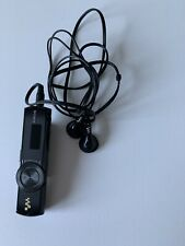 Rare Original Sony Walkman Digital Music MP3 Player NWZ-B173 4GB Black