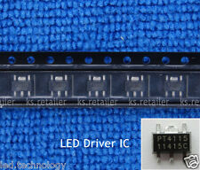 10pcs PT4115 30V 1.2A Step-down High Brightness LED Driver SOT89-5 PT4115B89E