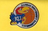 Kansas Jayhawks KU Basketball Hat/Lapel Pin by G&G, Big 12, NCAA