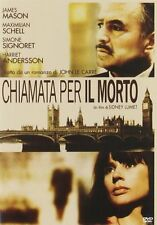 Chiamata Per Il Morto, Sidney Lumet - DVD