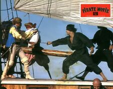 Photo de presse cinéma film pirate movie réalisateur Ken Annakin 1982