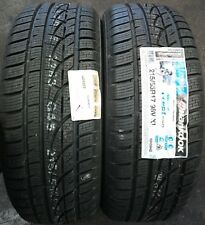 2xNEW  215 55 17 98V XL  HANKOOK  WINTER I*CEPT EVO
