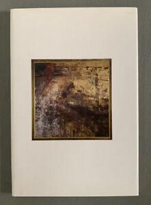 RIVER GRACE Makoto Fujimura Japan Art FIRST EDITION Nihonga Painting HBDJ