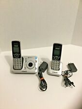 VTech CS6429-2 1.9 GHz Dual Handsets Single Line Cordless Phone