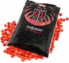 JT GI Splatmaster .50 Cal Biodegradable Low Impact Non-Toxic Paintball Ammo -...