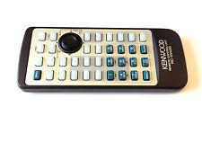 Genuino, originale KENWOOD rc-dv430 CAR AV SYSTEM Remote Control ddx6017 ddx6019