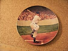 Bradford Exchange 11th plate in Series Mel Ott Master Melvin Ny New York Giants