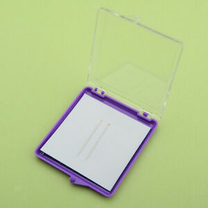 Square Lid Magnetic Sewing Pin Cushion Needle Pincushion Sewing Storage Case