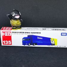 TOMICA #135 Michelin Motorsport Transporter N SCALE NEW IN Box