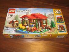 Lego Creator Lakeside Lodge 31048 Brand New