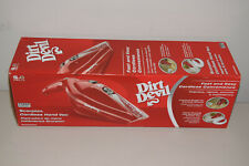 Dirt Devil Scorpion 6.0V Cordless Bagless Handheld Vac BD10050RED Vacuum Cleaner