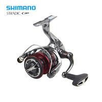 Shimano Stradic Ci4+ C3000 C3000HG 4000 4000XG Fishing Spinning Reels Gear