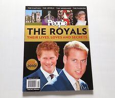 People Magazine The Royals Their Lives, Loves & Secrets 2010 New
