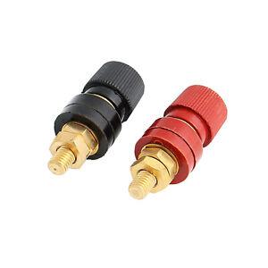 JS-555 M8 Copper Posts Terminal Binding Post Welding Inverter Machine Connectors