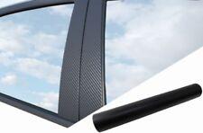 6x Premium a B C Montante Porta Listelli Auto Pellicola Set Nero Opaco Molti